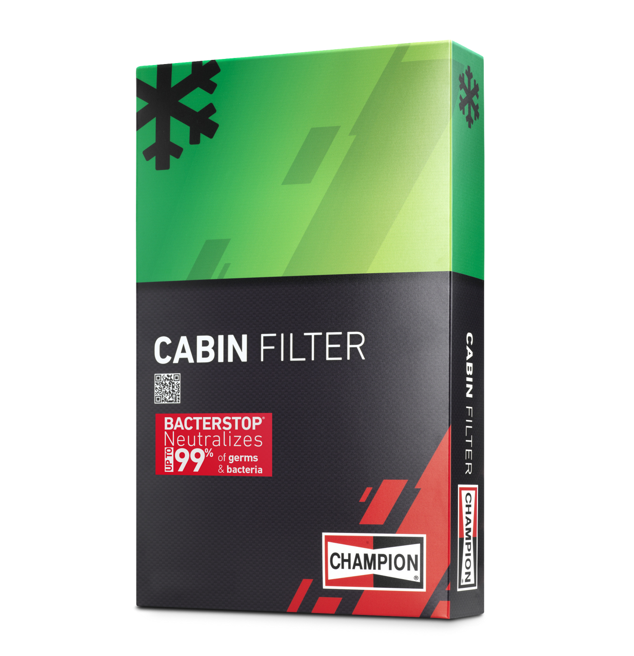 Champion BacterStop Cabin Filters - Antibacterial Cabin Filters